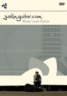 Sandercoe Justin Blues Lead Guitar Box S, DVD
