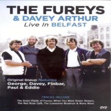 The Fureys and Davey Arthur: Live in Belafst, DVD