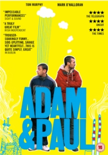 Adam and Paul, DVD