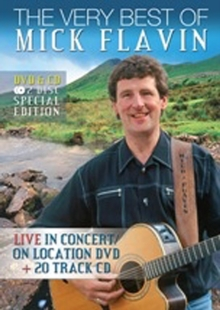 Mick Flavin: The Very Best of Mick Flavin, DVD