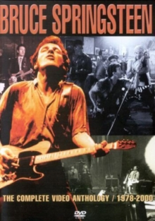 Bruce Springsteen: The Complete Video Anthology - 1978-2000, DVD DVD