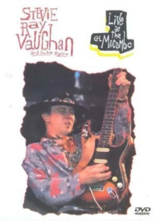 Stevie Ray Vaughan: Live at the El Mocambo, DVD