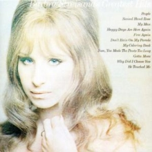 Barbra Streisand's Greatest Hits, CD / Album