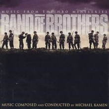 Band of Brothers: MUSIC FROM THE HBO MINISERIES, CD / Album