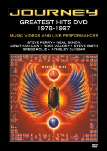 Journey: Greatest Hits - 1978-1997, DVD