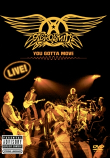 Aerosmith: You Gotta Move, DVD