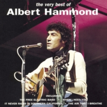 The Very Best Of Albert Hammond, CD / Album