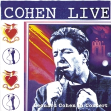 Live in Concert, CD / Album Cd