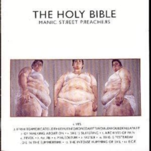 The Holy Bible, CD / Album