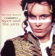 The Very Best of Adam and the Ants, CD / Album