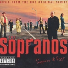 The Sopranos - Peppers & Eggs: Music from the HBO Original Series, CD / Album