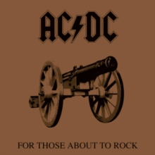 For Those About to Rock We Salute You, CD / Album