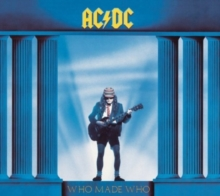 Who Made Who, CD / Album