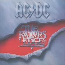 The Razor's Edge, CD / Album