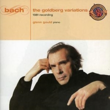 Goldberg Variations 1981 (Gould), CD / Album