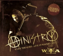 Ministry: Enjoy the Quiet - Live at Wacken 2012, DVD