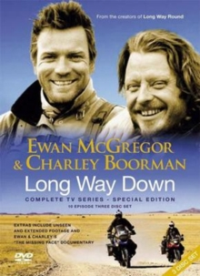 Long Way Down: The Complete Series, DVD  DVD