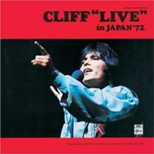 Cliff Live in Japan 1972, CD / Album