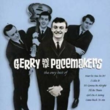 The Very Best of Gerry and the Pacemakers, CD / Album