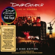 Live in Gdansk [2cd + 2dvd], CD / Album