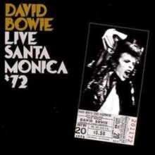 Live in Santa Monica '72, CD / Album