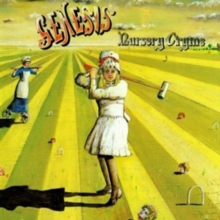 Nursery Cryme, CD / Album