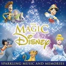 The Magic of Disney, CD / Album