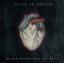 Black Gives Way to Blue, CD / Album Cd