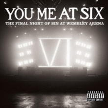 The Final Night of Sin at Wembley Arena, CD / Album with DVD