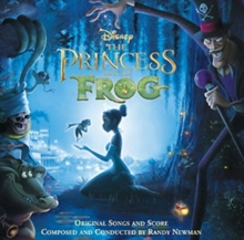 Princess and the Frog, CD / Album