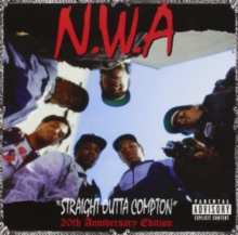 Straight Outta Compton, CD / Album
