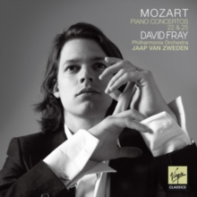 Wolfgang Amadeus Mozart: Piano Concertos 22 and 25, CD / Album