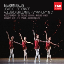 Balanchine Ballets, CD / Album Cd