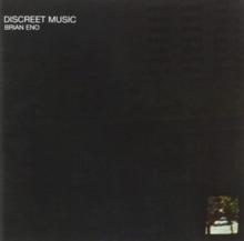 Discreet Music, CD / Remastered Album