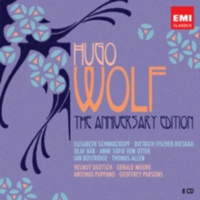 Hugo Wolf: The Anniversary Edition, CD / Album Cd