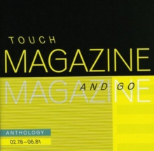Touch and Go: Anthology 02.78-06.81, CD / Album Cd
