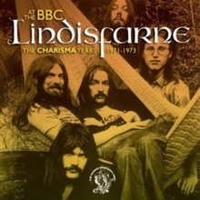 At the BBC - The Charisma Years 1971-1973, CD / Album