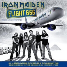 Flight 666: The Original Soundtrack, CD / Album Cd