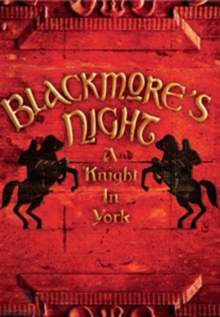 Blackmore's Night: A Knight in York, Blu-ray