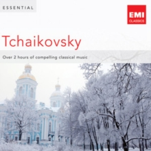 Tchaikovsky: Over 2 Hours of Compelling Classical Music, CD / Album Cd