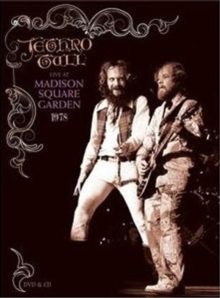 Jethro Tull: Live at Madison Square Garden 1978, DVD  DVD