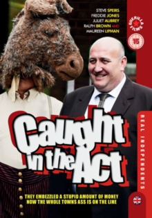 Caught in the Act, DVD