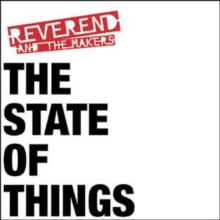 The State of Things, CD / Album Cd