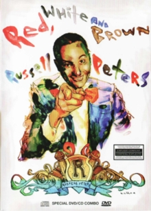 Russell Peters: Red, White and Brown, DVD