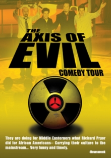 The Axis of Evil Comedy Tour, DVD DVD