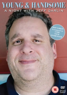 Jeff Garlin: Young and Handsome - A Night With Jeff Garlin, DVD