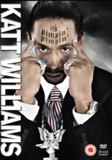 Katt Williams: It's Pimpin' Pimpin', DVD