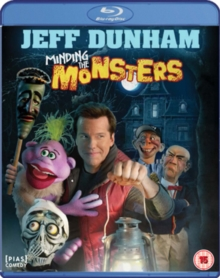Jeff Dunham: Minding the Monsters, Blu-ray