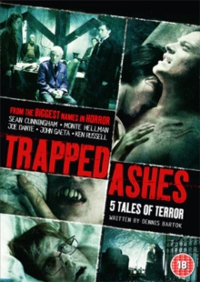 Trapped Ashes, DVD