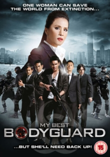 My Best Bodyguard, DVD